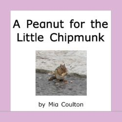 Cover of A Peanut for the Little Chipmunk
