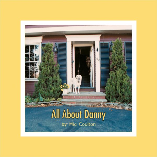 Cover of All About Danny Lap Book