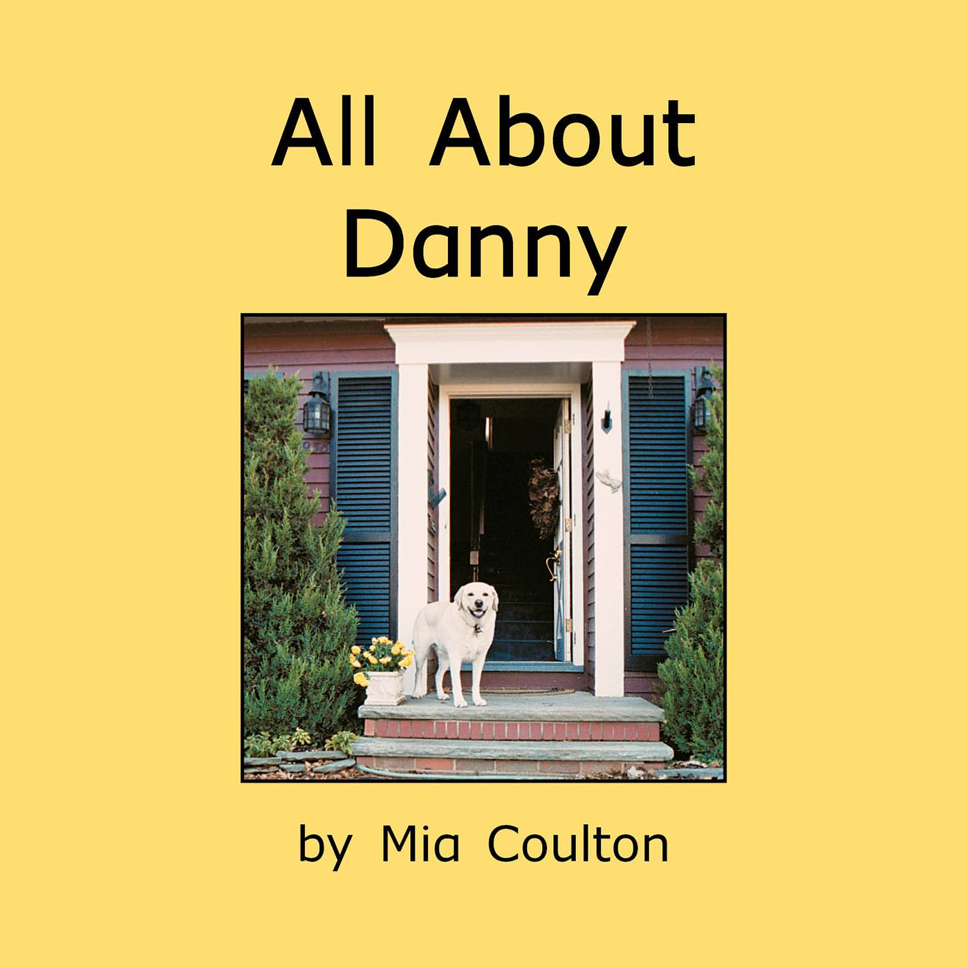 Cover for All About Danny