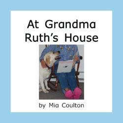 Cover of At Grandma Ruth's House