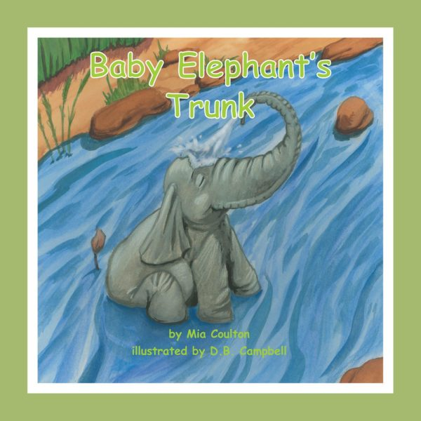 Cover of Baby Elephant's Trunk