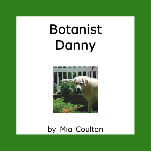 Cover of Botanist Danny