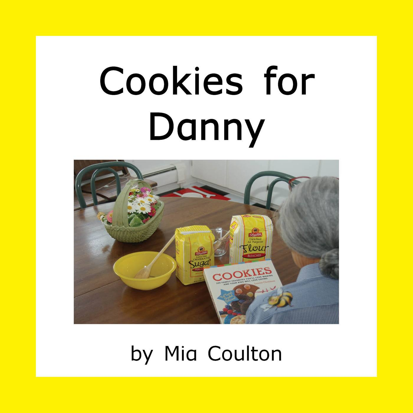 Cover of Cookies for Danny