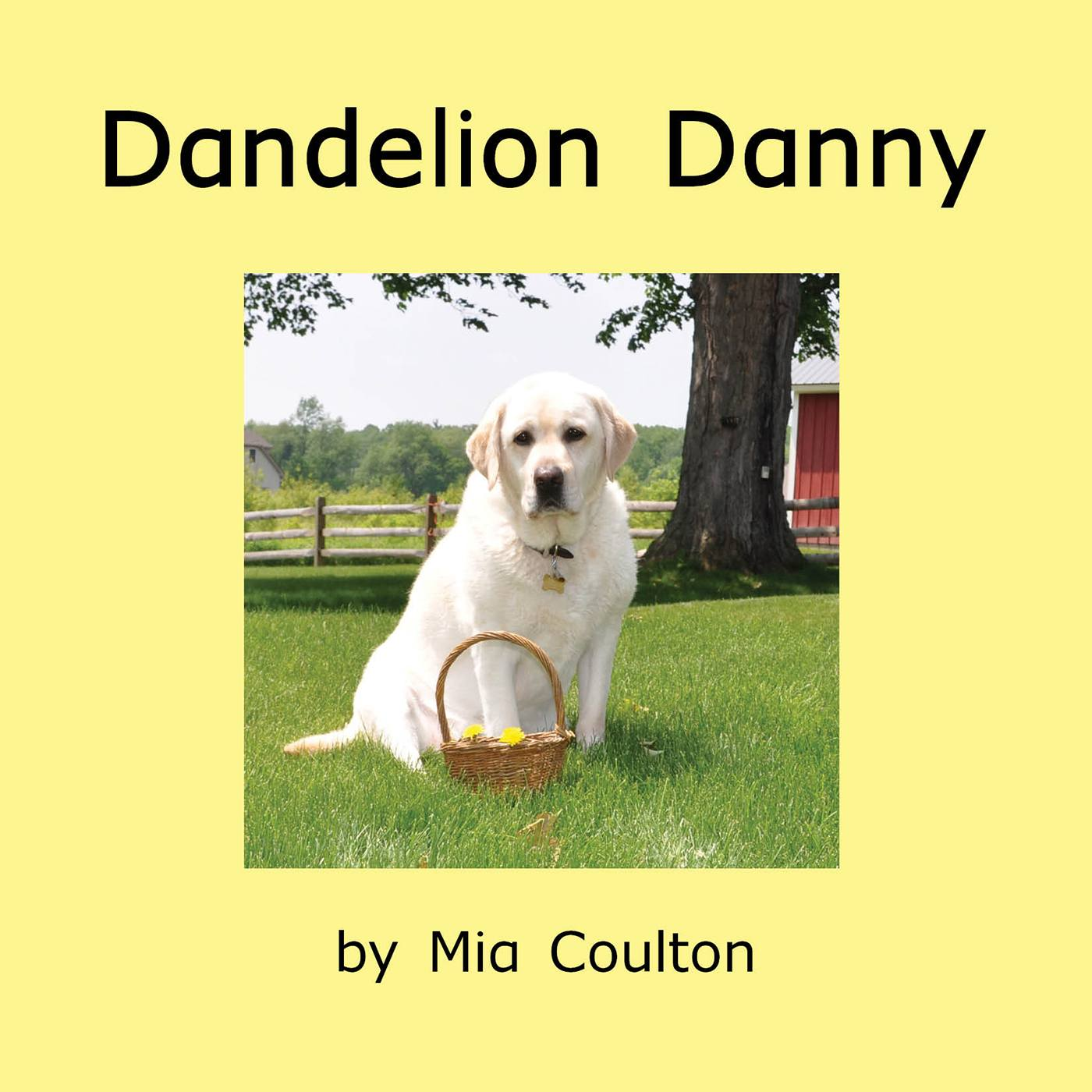 Cover of Dandelion Danny