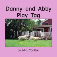 Cover of Danny and Abby Play Tag