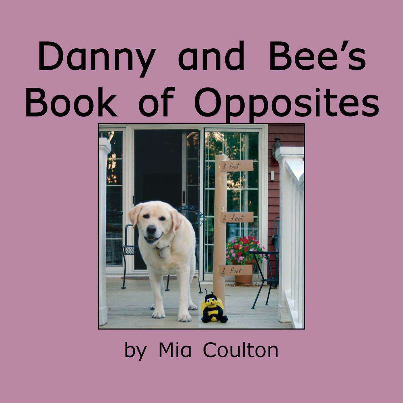 Cover of Danny and Bee's Book of Opposites