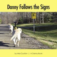 Cover of Danny Follows the Signs