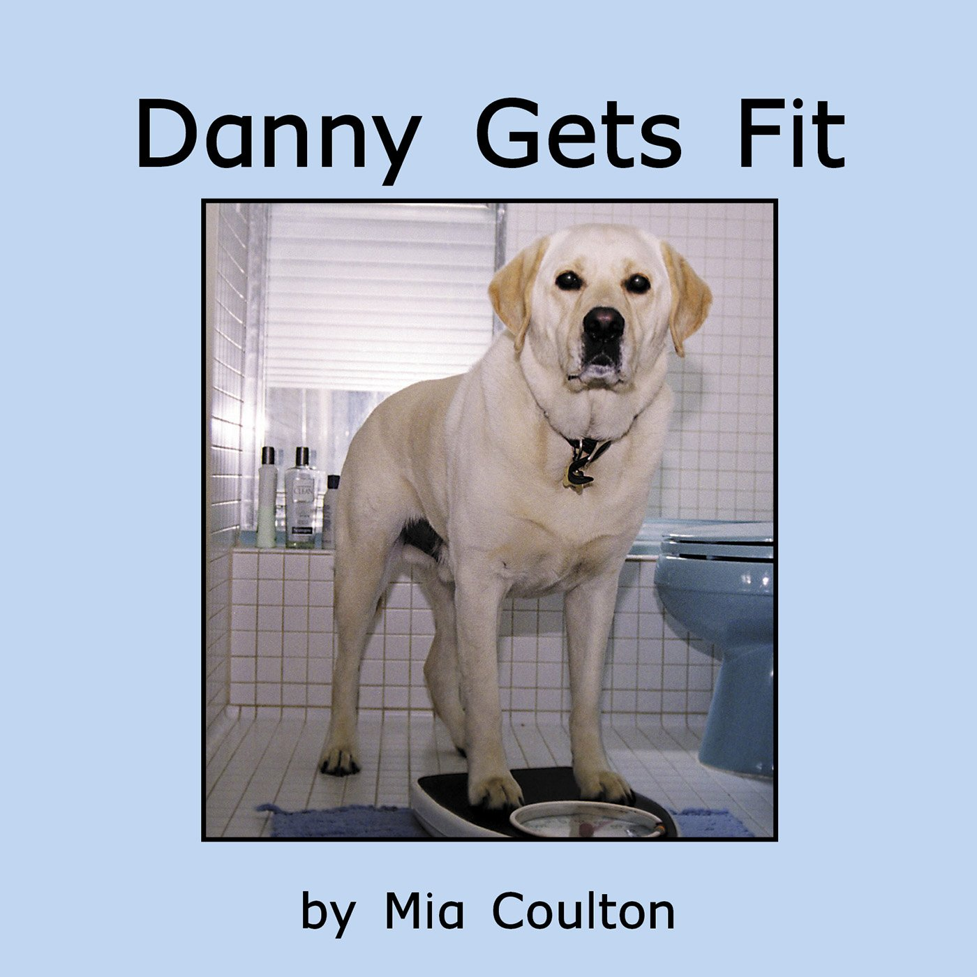 Cover of Danny Gets Fit