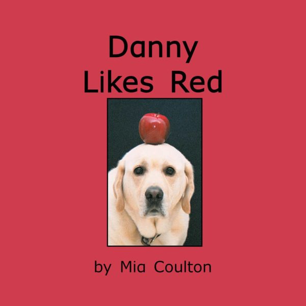 Cover of Danny Likes Red