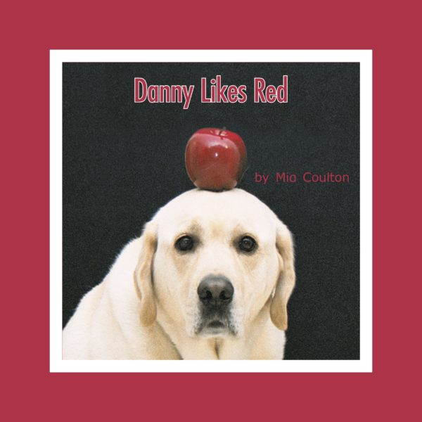 Cover of Danny Likes Red Lap Book