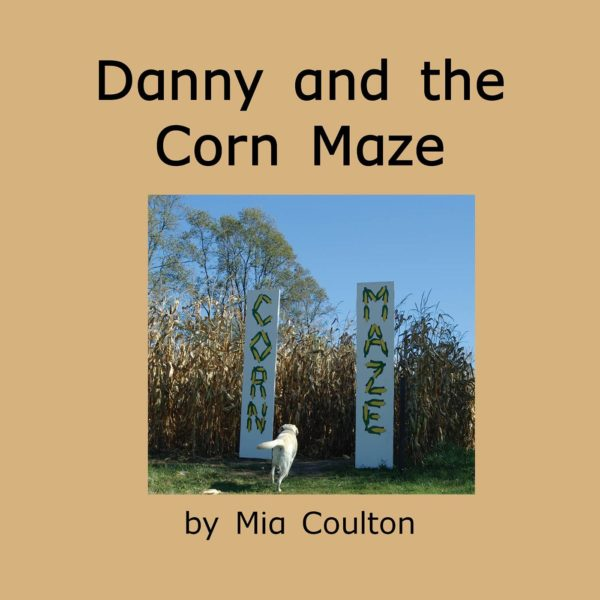 Cover of Danny and the Corn Maze