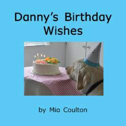 Cover of Danny's Birthday Wishes