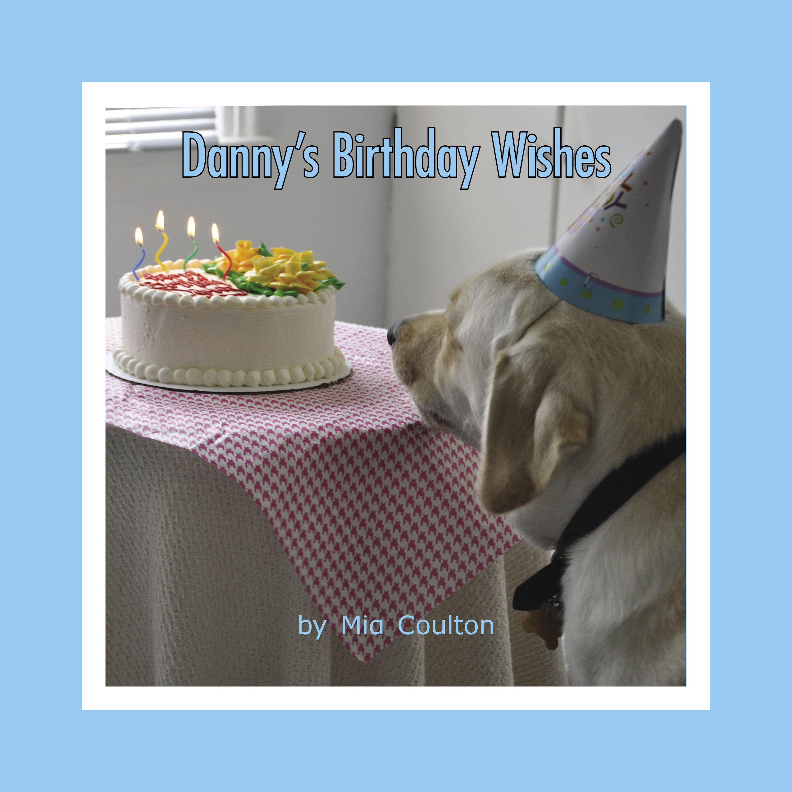 Cover of Danny's Birthday Wishes Lap Book