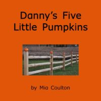 Cover of Danny's Five Little Pumpkins