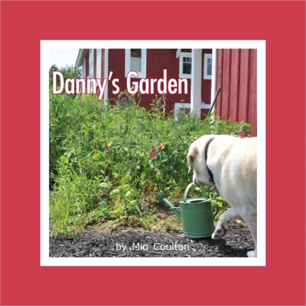 Cover of Danny's Garden Lap Book