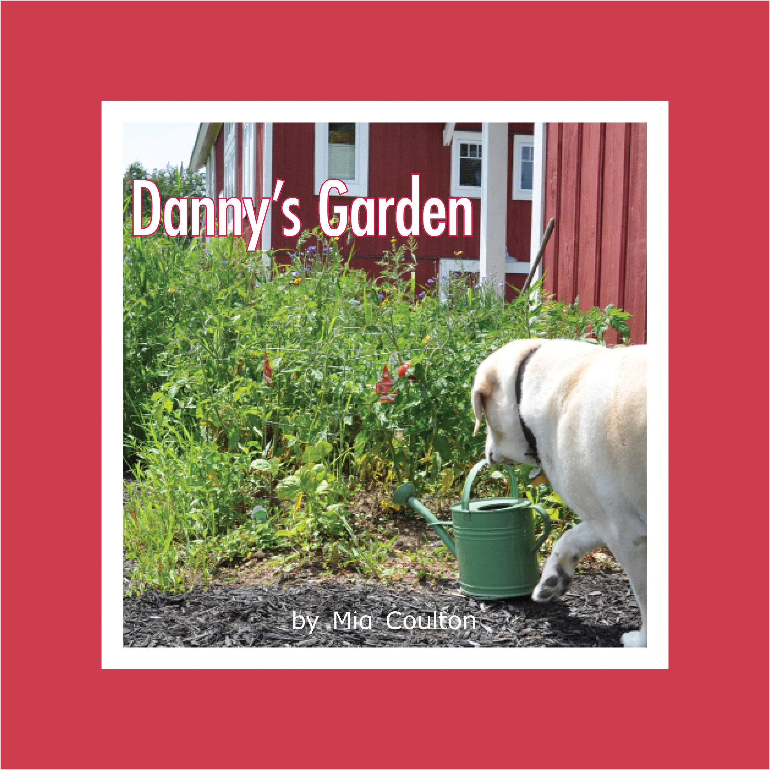 Cover of Danny's Garden Lap Book