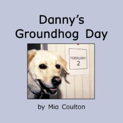 Cover of Danny's Groundhog Day