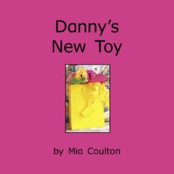 Cover of Danny's New Toy
