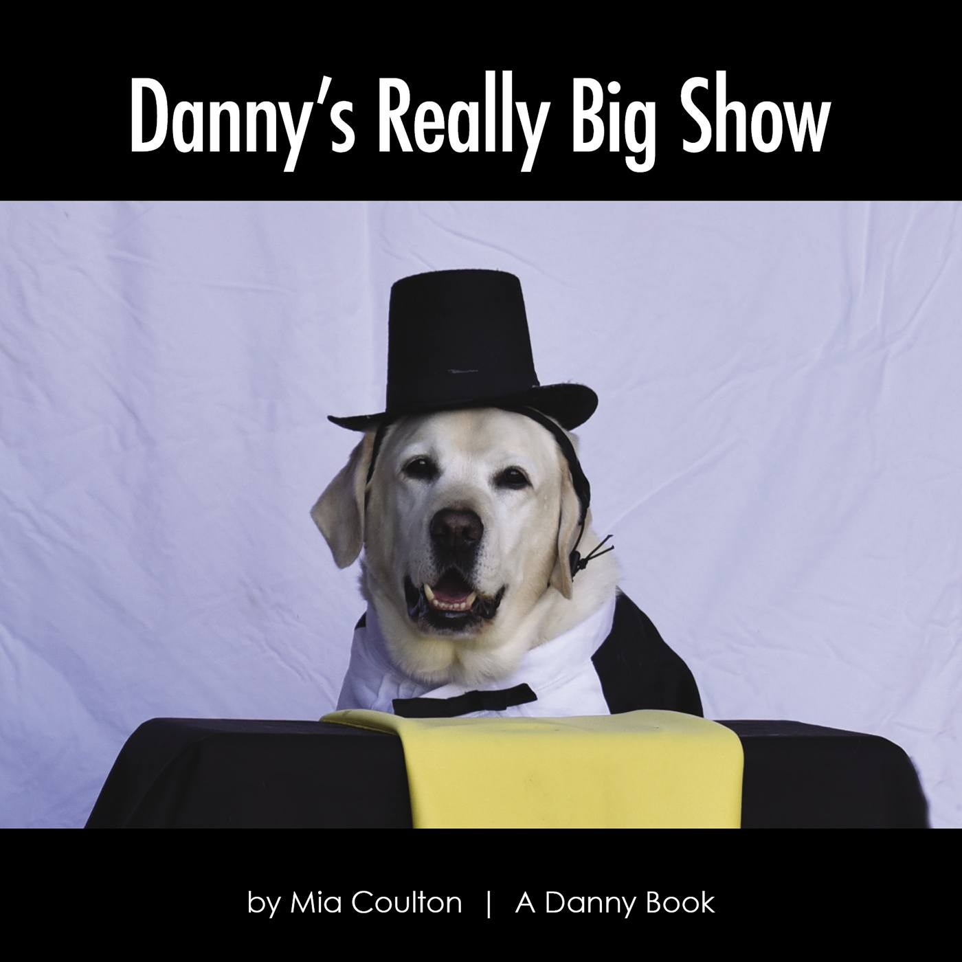 Danny's Really Big Show Cover