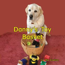 Cover of Danny's Toy Basket