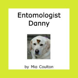 Cover of Entomologist Danny