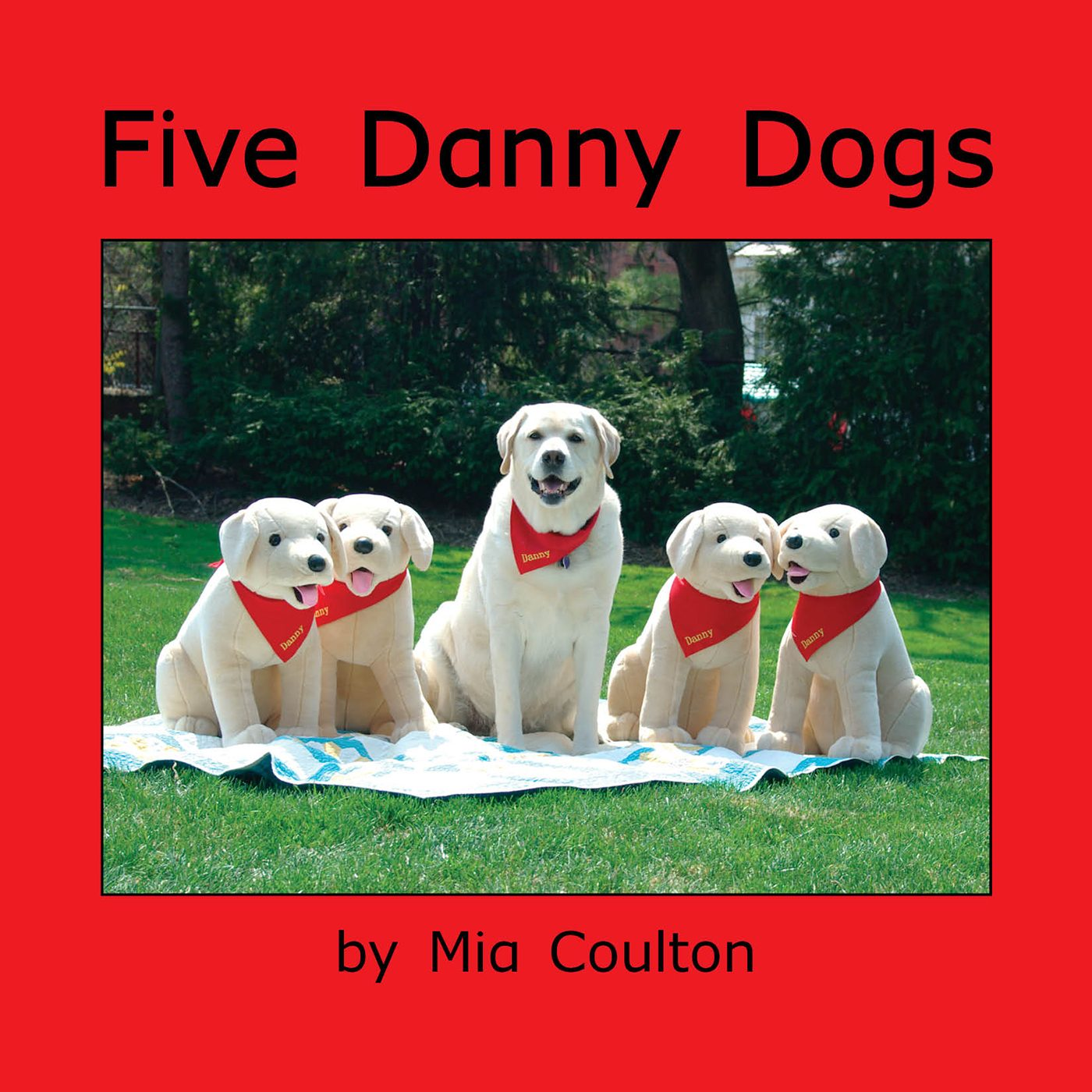 Cover of Five Danny Dogs