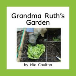 Cover of Grandma Ruth's Garden