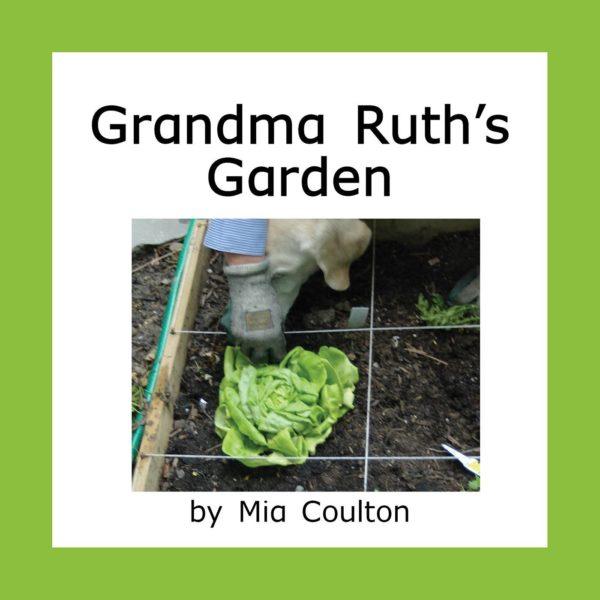 Cover of Grandma Ruth's Garden