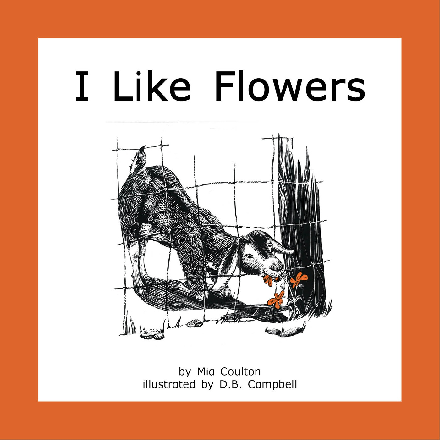 Cover of I Like Flowers