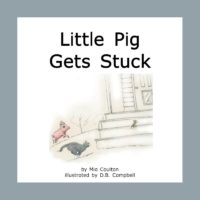 Cover of Little Pig Gets Stuck