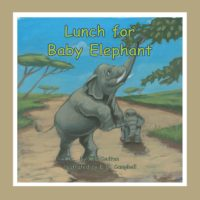 Lunch for Baby Elephant