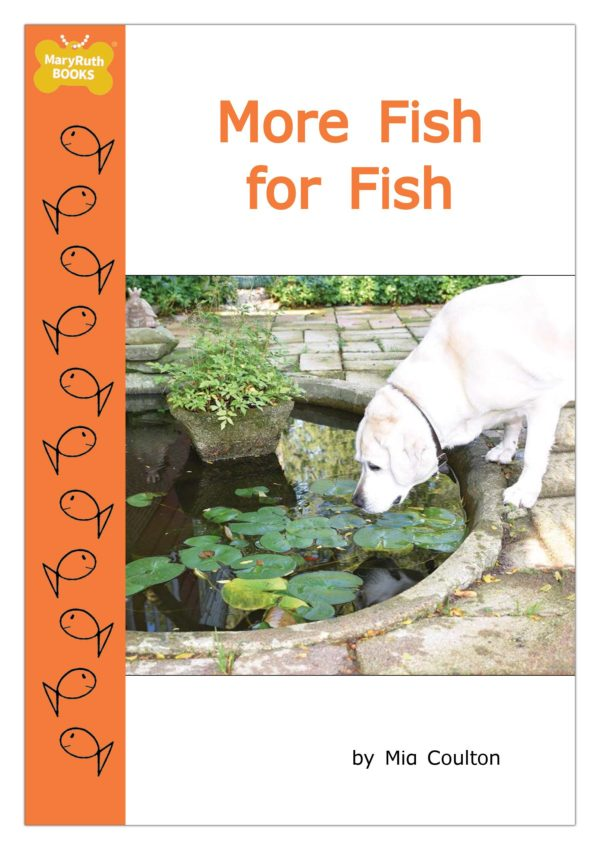 Cover of More Fish for Fish