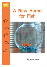 Cover for A New Home for Fish