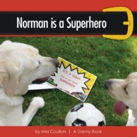 Cover of Norman is a Superhero