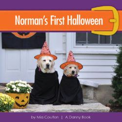 Cover of Norman's First Halloween