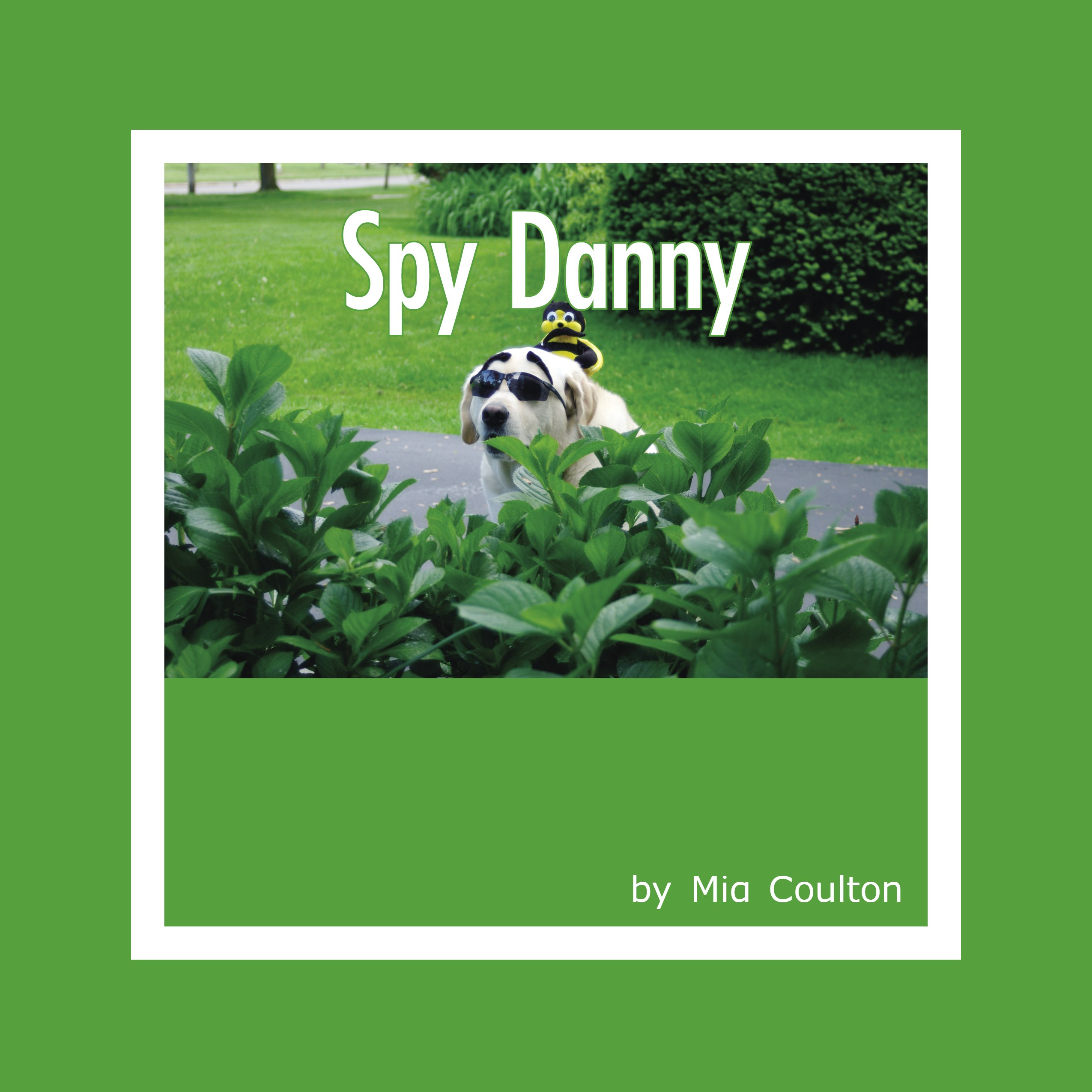 Cover of Spy Danny Lap Book