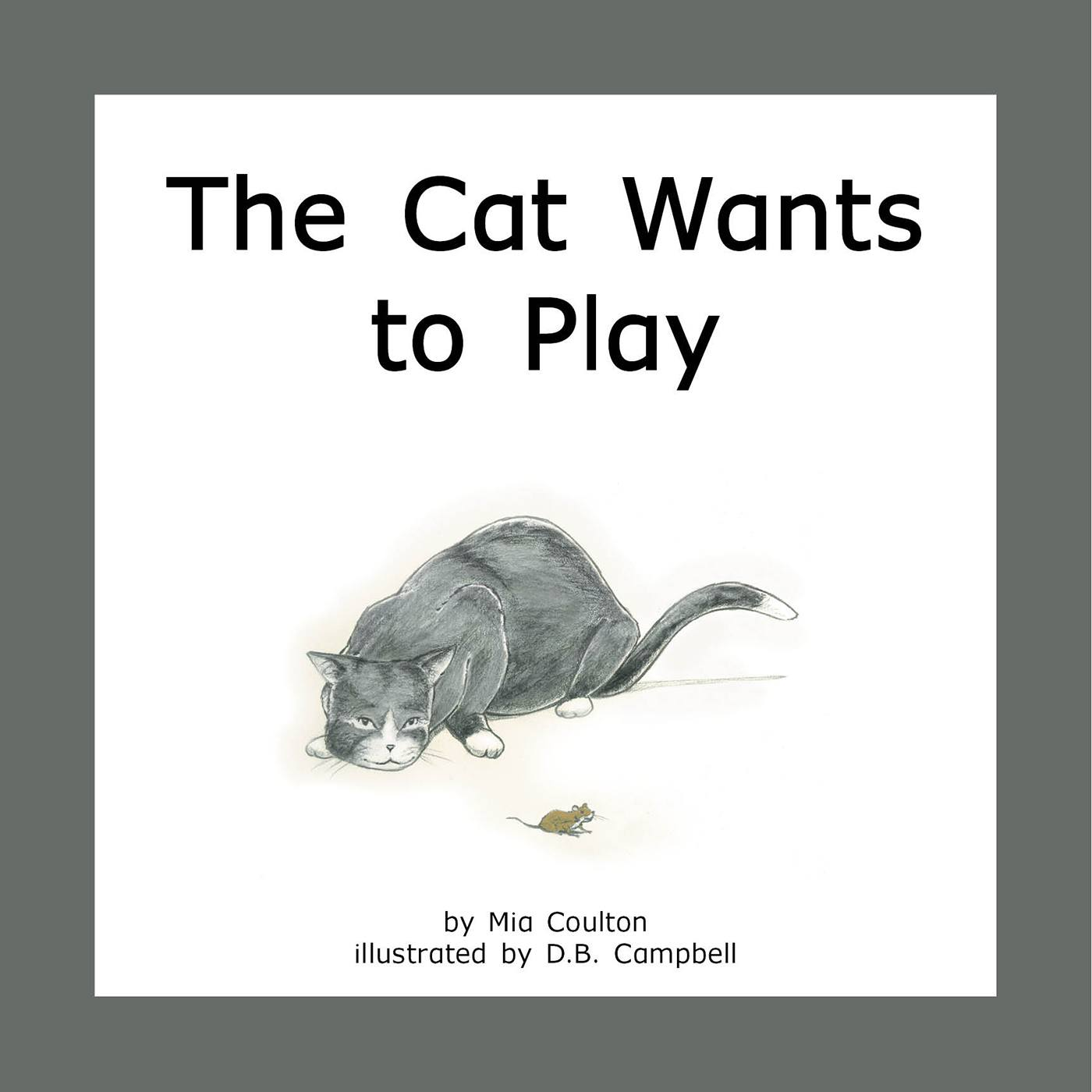 Cover of The Cat Wants to Play