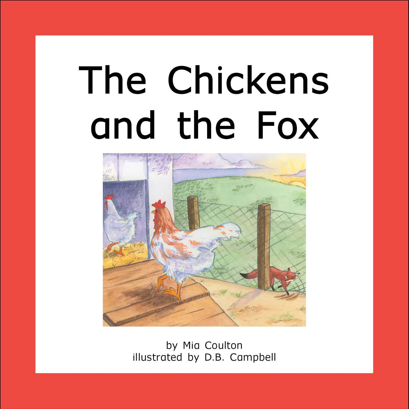 Cover of The Chickens and the Fox