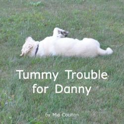 Cover of Tummy Trouble for Danny