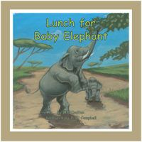 Cover of Lunch for Baby Elephant Lap Book
