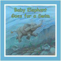 baby-elephant-swim-lap-book
