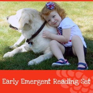 Purchase the Early Emergent Reading Set by MaryRuth Books, an Early Emergent Readers Classroom Book Set