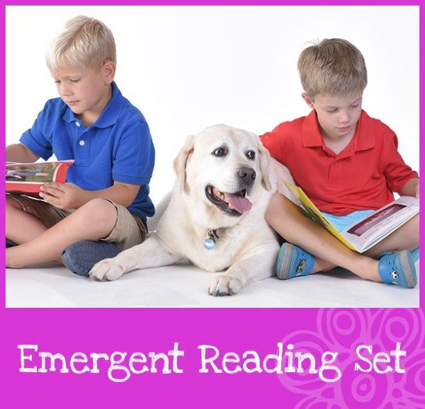 Purchase the Emergent Reading Set by MaryRuth Books, an Emergent Readers Classroom Book Set
