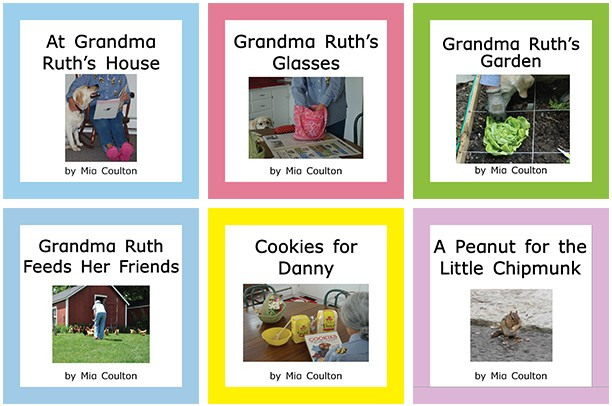 Grandma Ruth Books