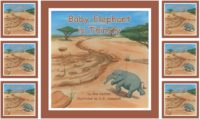 Baby Elephant Is Thirsty Small Group Set