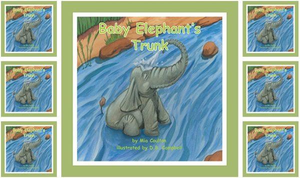 Baby Elephant Trunk