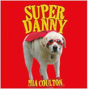 Cover of Super Danny Board Book