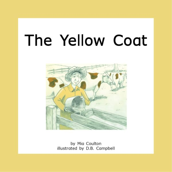 Cover of The Yellow Coat