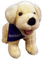 Plush Norman-w