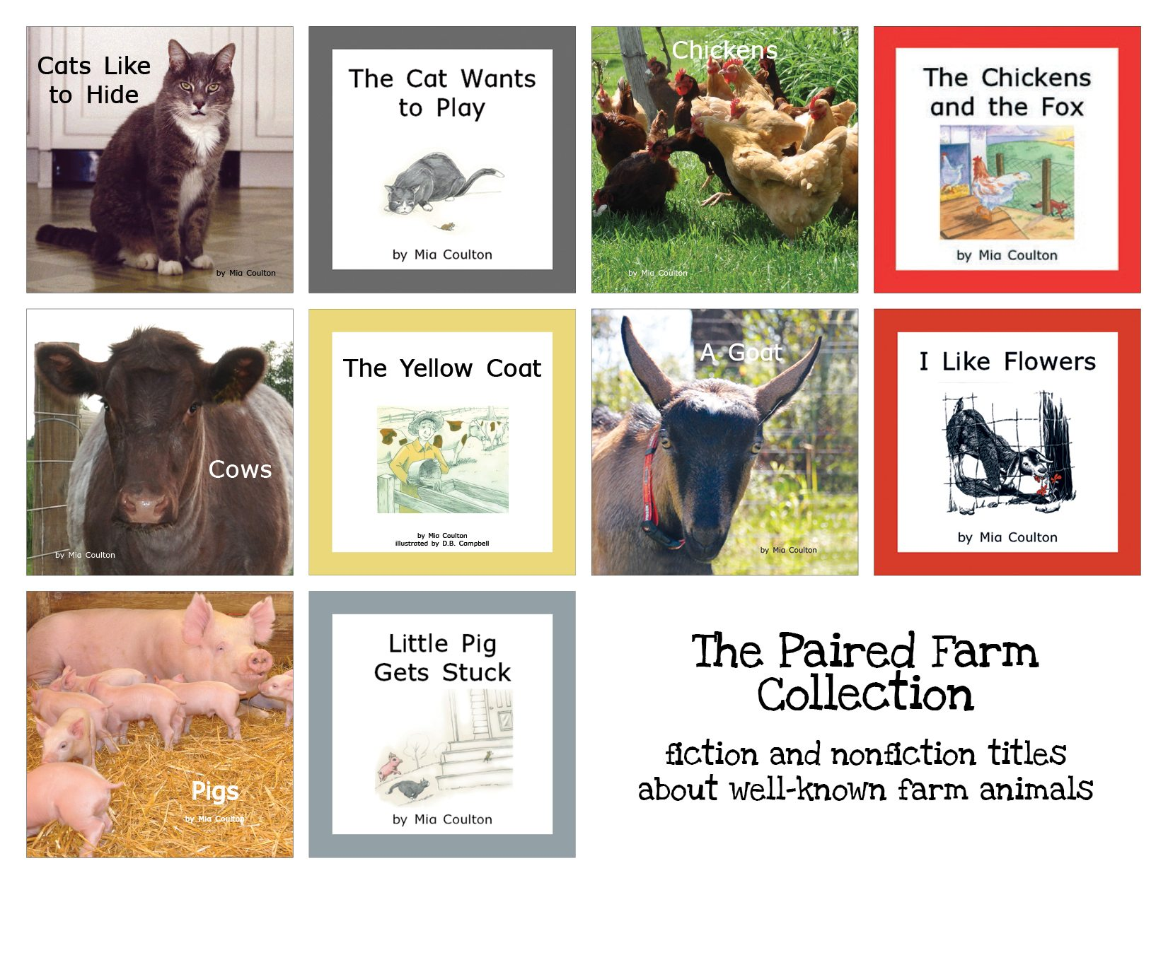 The Paired Farm Collection